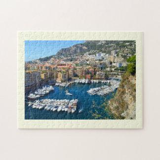 Puzzle Mónaco