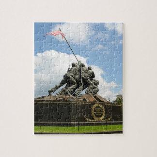Puzzle Monumento de Iwo Jima en Washington DC