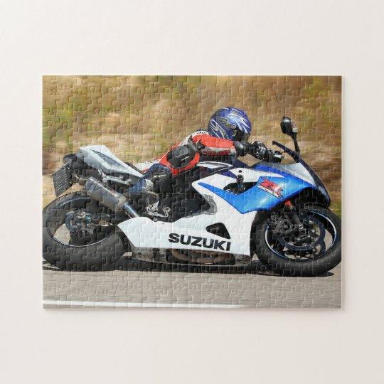 PUZZLE MOTOCICLETA MOTORCYCLE
