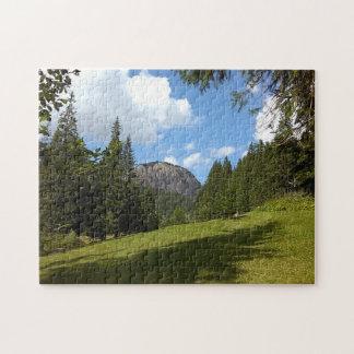 Puzzle Mountain View hermoso