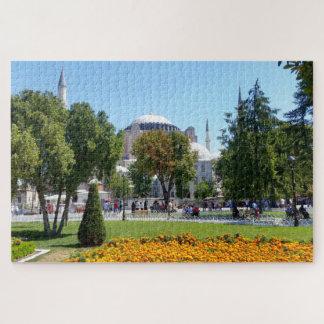 Puzzle Museo de Hagia Sofía, Estambul