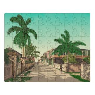 Puzzle Nassau, Bahamas