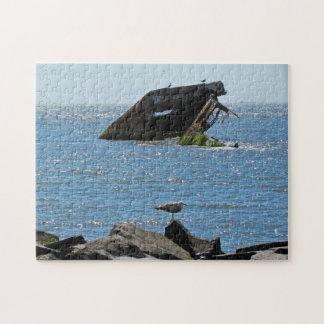 Puzzle Naufragio de Cape May