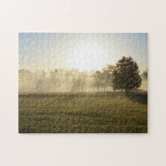 Puzzle Niebla de la mañana de Ozarks