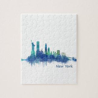 Puzzle NYC New York Skyline v5