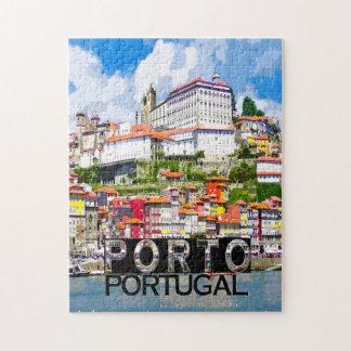 Puzzle Oporto