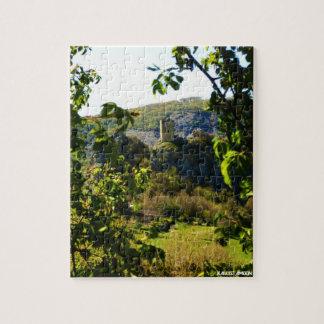 Puzzle Oratino - medievale de Torre del la