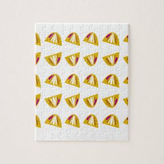 Puzzle Oro del diseño de los limones