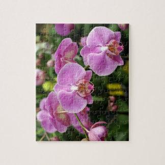 Puzzle Orquíde violeta