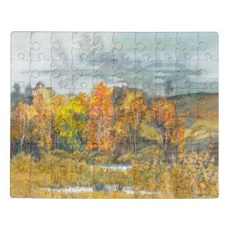 Puzzle otoño 300