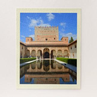 Puzzle Palacio de Alhambra
