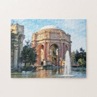 Puzzle Palacio de bellas arte - San Francisco