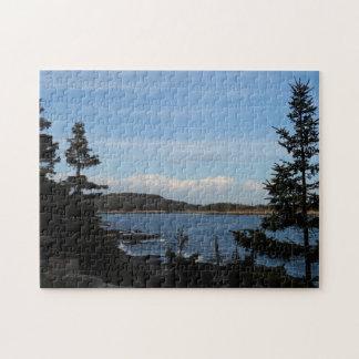 Puzzle Parque nacional del Acadia, Maine