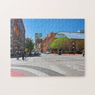 Puzzle Paseo de la ciudad