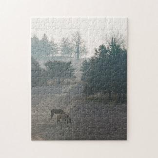 Puzzle Pasto de niebla