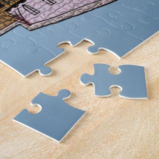 Puzzle Paz sobre Jerusalén