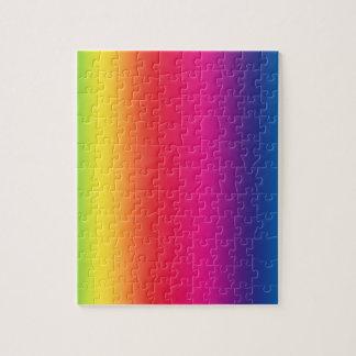 Puzzle Pendiente del arco iris