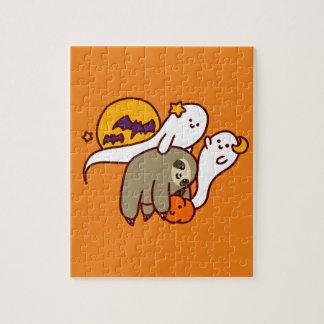 Puzzle Pereza de Halloween