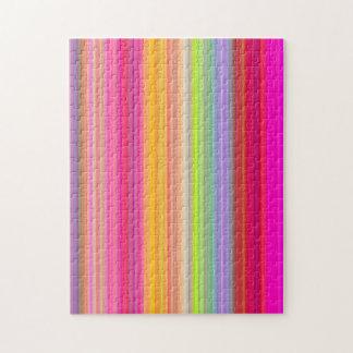 Puzzle Personalice - el fondo multicolor de la pendiente