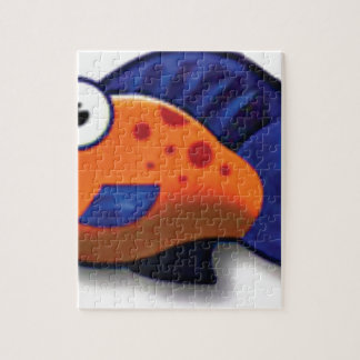 Puzzle pescados manchados