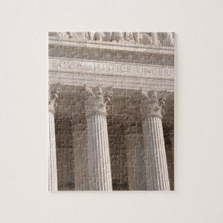 Puzzle Pilares del Tribunal Supremo de Estados Unidos