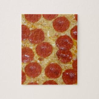 Puzzle pizza de salchichones grande