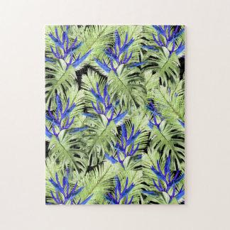 Puzzle Planta tropical 2