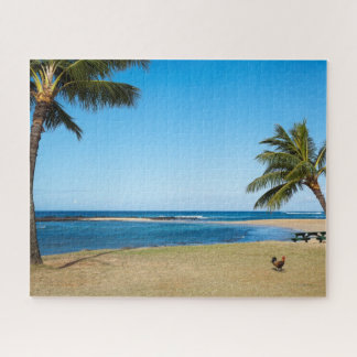 Puzzle Playa de Poipu