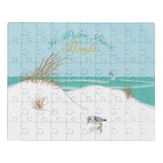 Puzzle Playa del pie Walton (la Florida)