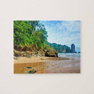 Puzzle Playa Krabi, Tailandia del Ao Nang