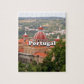 Puzzle Portugal: Palacio de Monserrate, cerca de Sintra