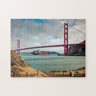 Puzzle Puente Golden Gate California