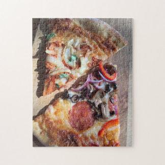 Puzzle Rebanadas de pizza