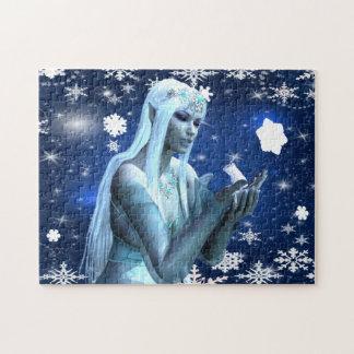 Puzzle Reina de la nieve