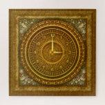 Puzzle Reloj barroco victoriano
