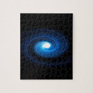 Puzzle Remolino abstracto