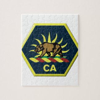 Puzzle Reserva militar de California