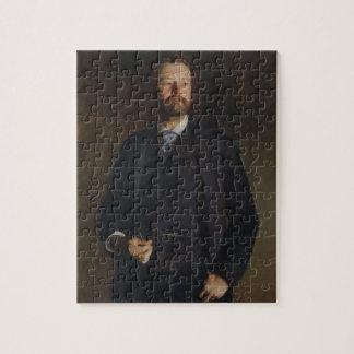 Puzzle Retrato de Henry Cabot Lodge por JS Sargent