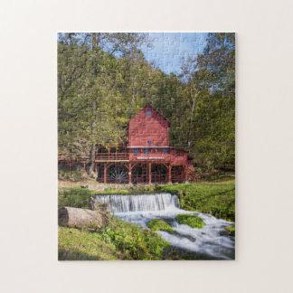 Puzzle Retrato del molino de Hodgson