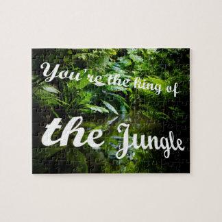 Puzzle Rey de la selva
