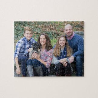 Puzzle ¡rompecabezas de encargo de la foto de 110 pedazos