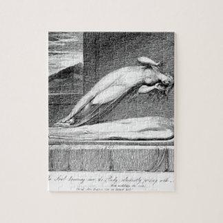 Puzzle Schiavonetti - alma que deja el cuerpo
