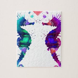 Puzzle Seahorse, Seahorse en amor