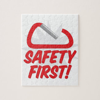 Puzzle Seguridad primero