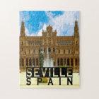 Puzzle Sevilla