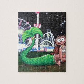 Puzzle Sirena de Coney Island