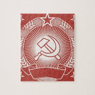 Puzzle Socialismo y comunismo