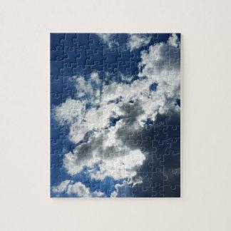 Puzzle Solamente nubes