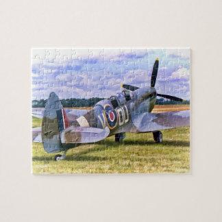 Puzzle Spitfire