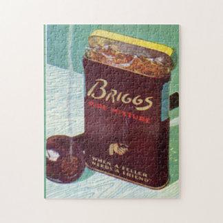 Puzzle Tabaco de tubo de la mezcla del tubo de Briggs